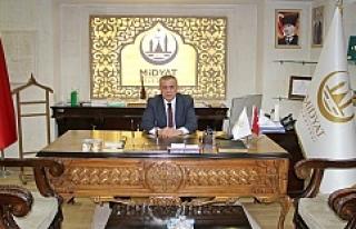 Midyat Belediye Başkanı Şahin'in 10 Kasım...