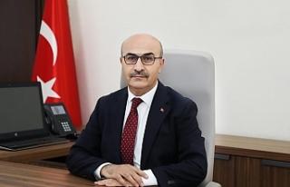 Vali Demirtaş, 24 Temmuz Gazetecilik ve Basın Bayramı...