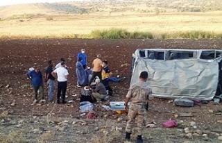 Kazada yaralanan yolcu hayatını kaybetti