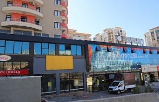 MBB Gençlik Merkezi ek hizmet binası yakın zamanda...