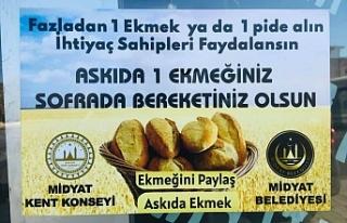 Midyat'ta bir Osmanlı geleneği