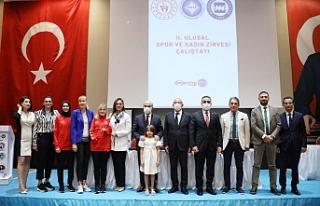 Mardin'de, 2. Ulusal Spor ve Kadın Zirvesi ve...
