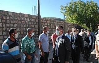Midyat'ta Terör saldırısında şehit olan 26...