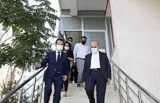Vali Demirtaş, üniversite öğrencileri için hızla...