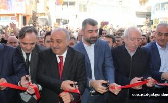 AK Parti Ömerli SKM ve Aday tanıtımı yapıldı