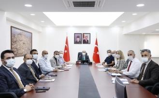 """Vali Demirtaş: """"Su sorununu ortadan kaldırmak en büyük hedefimiz"""""""