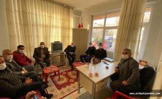DEVA Partisinden CHP'ye ziyaret