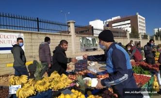 Mardin'de Virüs İle Yoğun Mücadele Ediliyor
