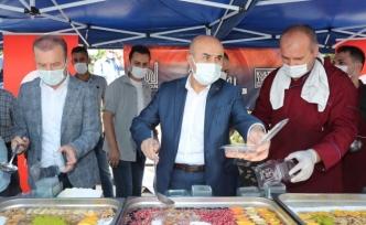 Mardin'de aşure etkinliği