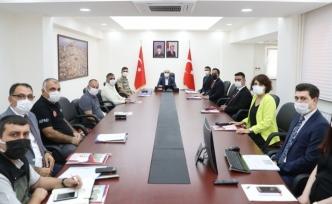 Acil Çağrı Hizmetleri İl Koordinasyon Komisyon Toplantısı Yapıldı