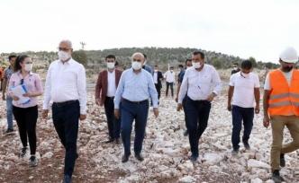 Dargeçit ve Ömerli İlçelerine Katı Atık Aktarma İstasyonu Yapılıyor