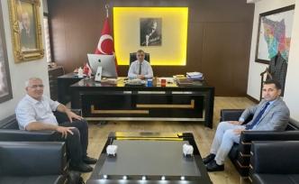 TRT Haber Müdürü Avcı, Midyat'ta temaslarda bulundu