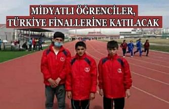 Midyatlı Öğrenciler, Türkiye Finallerine Katılacak
