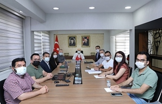 Vali Demirtaş, UNESCO Yaratıcı Şehirler Ağı Başvuru Dosyasını İmzaladı