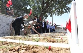 PKK tarafından 34 yıl önce katledilen 30 can için anma programı düzenlendi