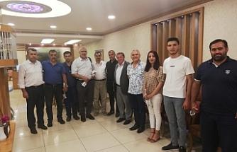 """HÜDA PAR """"24 Temmuz Gazeteciler ve Basın Bayramı""""nda gazetecileri unutmadı"""