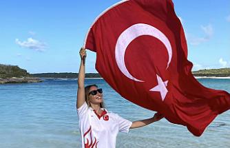 Ercümen, 5 Türkiyerekorukıraraktoplamda3 madalyaileyurdadönüyor!