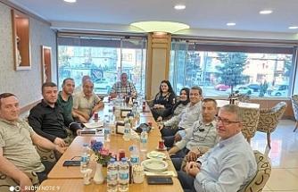 Midyat Kent Konseyi Eylül ayı istişare toplantısı gerçekleşti