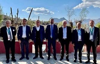AK Parti Yerel Yönetimler Bölge Toplantısı, Şırnak'ta yapıldı