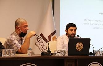 Çalışanlara yönelik kişisel gelişim eğitim seminerleri düzenlendi