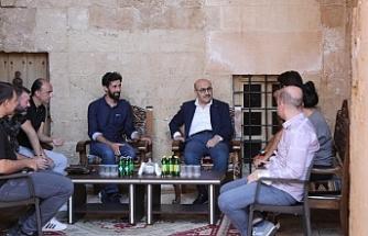 Vali Demirtaş, Radyo Programcıları İle Bir Araya Geldi