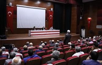 """Vali Demirtaş: """"Taş üstüne taş koyacak herkese kapımız açık"""""""