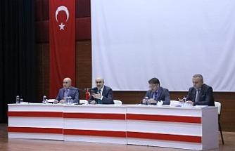 Vali Demirtaş'ın Başkanlığında Kızıltepe'deki yatırımlar değerlendirildi