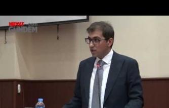 Midyat'ta Uyuşturucu ve Bağımlılıkla Mücadele semineri