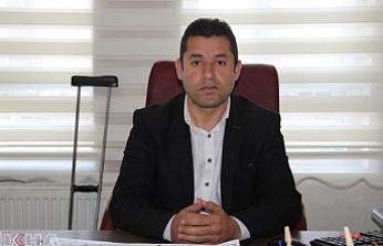 Engelliler Derneği Başkanı Baran, vefat etti