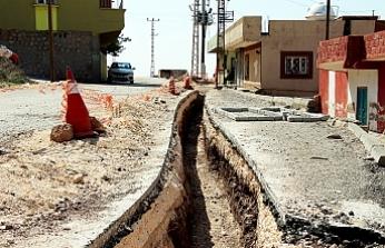 Dicle Elektrik'ten Derik'te 12 milyon liralık şebeke yatırımı
