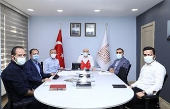 """Vali Demirtaş: """"Kent içi ulaşımı kavşak çalışmalarıyla rahatlayacak"""""""