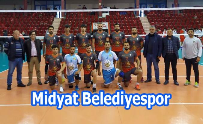 Midyat Belediyespor Play-Off'a veda etti