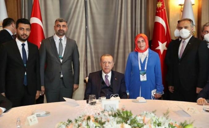 Kiliç Cumhurbaşkani Recep Tayyip Erdoğan İle Mardin İçin Bir Araya Geldi