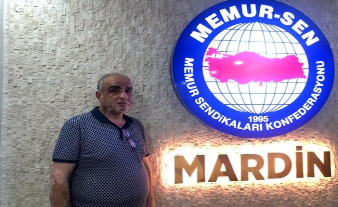 Çalhan, emekliler haftası nedeni ile açıklamalarda bulundu