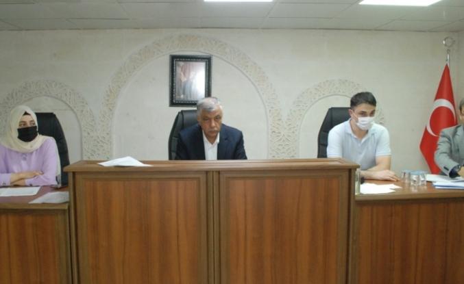 Midyat Belediye Meclisi Olağanüstü Toplandı