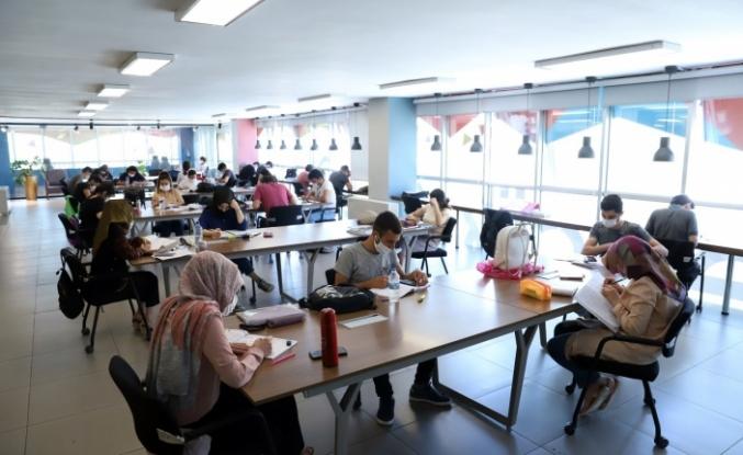 Gençlerin ilgi odağı MBB Gençlik Merkezi'nde genişletme çalışmaları başladı