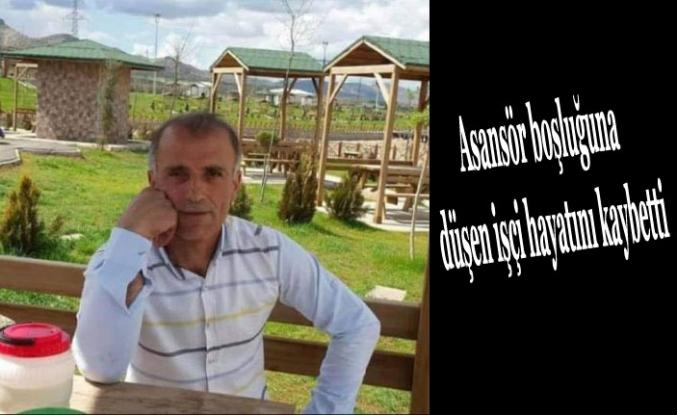 Midyat'ta İnşaat İşçisi hayatını kaybetti
