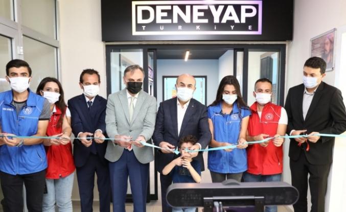 Deneyap Türkiye Atölyesi Mardin'de Açıldı