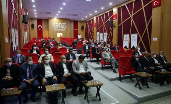 Mardin'de, Sürdürülebilir Şehirler Toplantısı Yapıldı