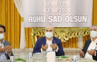Şehit inşaat mühendisi Mazlum Gözenoğlu  için mevlid programı düzenlendi