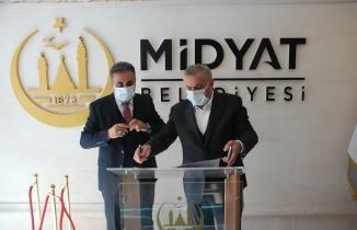 Midyat Sanat Ve Tasarım Fakültesi Açıldı