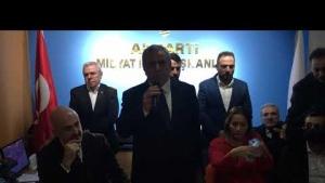 AK Parti Midyat Belediye Başkan Adayı Veysi Şahin'in Basın Açıklaması