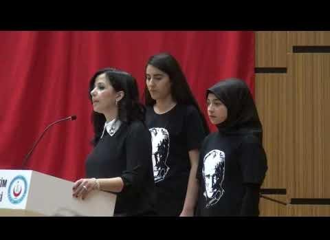 Büyük Önder Atatürk Midyat'ta Anıldı