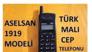Aselsan İlk Cep Telefonunu Üretir