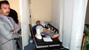 Midyat'ta IŞİD Bahanesiyle İzinsiz Gösteri 1 çocuk yaralandı