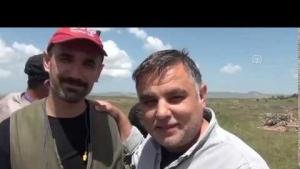Mardin'de Trap Atışları Şenliği Yapıldı