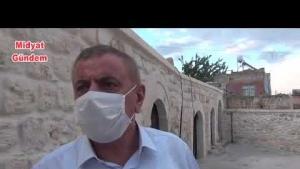 Tarihi Sokakları Canlandırma Projesi Midyat